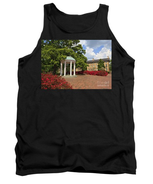 The Old Well At Chapel Hill Campus Tank Top