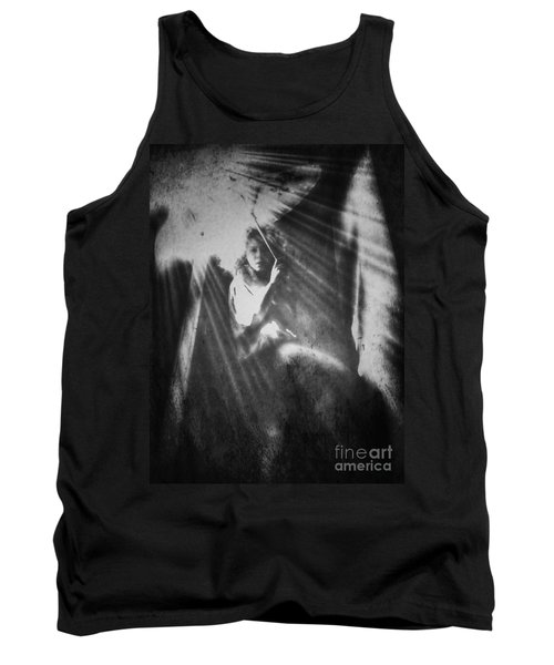 The One Who Waited Tank Top