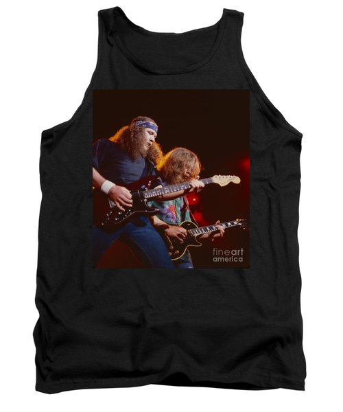 The Outlaws - Hughie Thomasson And Billy Jones Tank Top