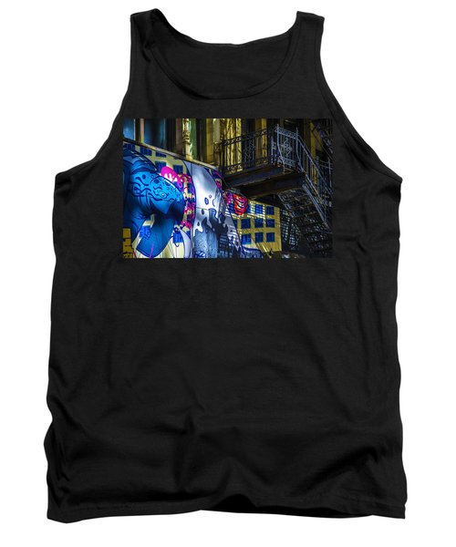The Painted Stair Tank Top