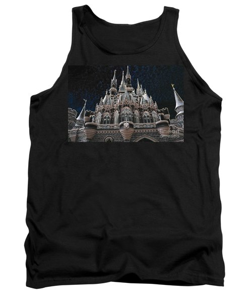 Tank Top featuring the photograph The Palace by Robert Meanor