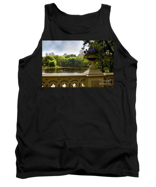The Park On A Sunday Afternoon Tank Top