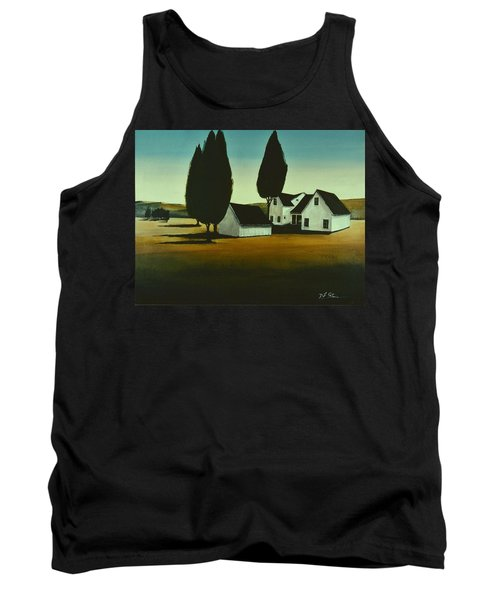 The Parson's House Tank Top