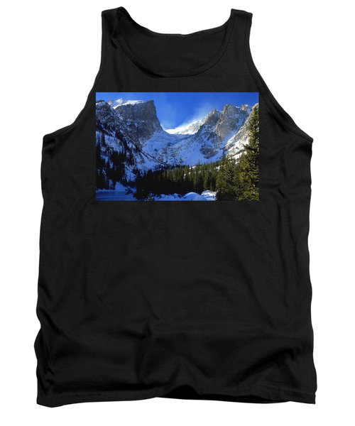 The Power And The Glory Tank Top by Eric Glaser