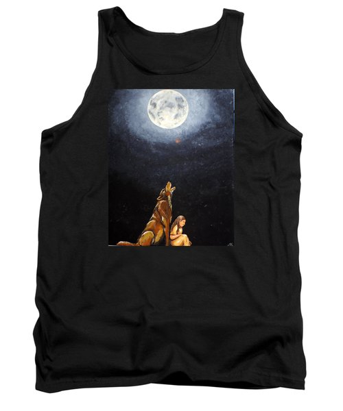 The Protector Tank Top