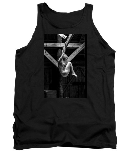 The Rafter Ornament Tank Top by Mez
