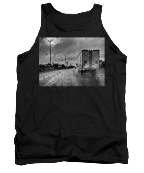 The Rain Makes Mysteries Tank Top