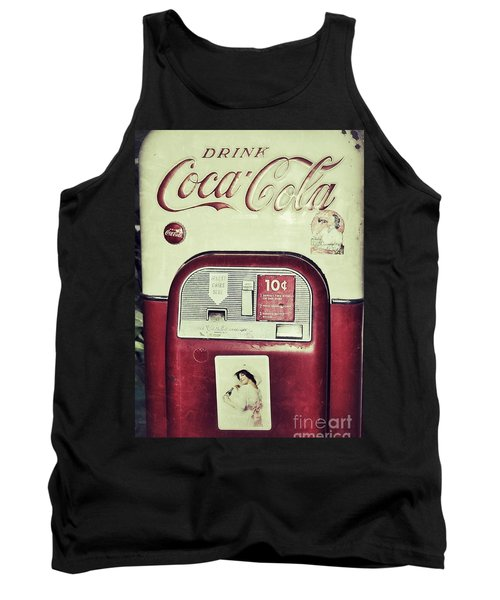 The Real Thing Tank Top by Traci Cottingham
