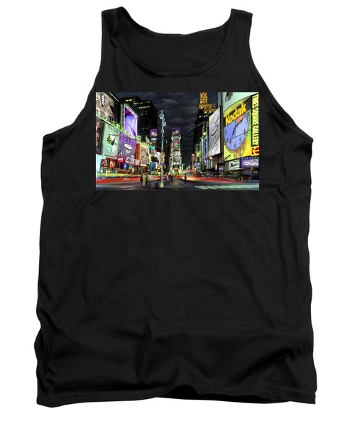 The Real Time Square Tank Top