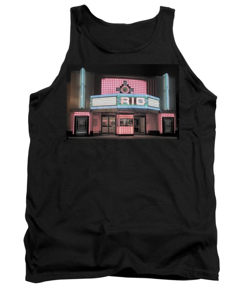 The Rio At Night Tank Top