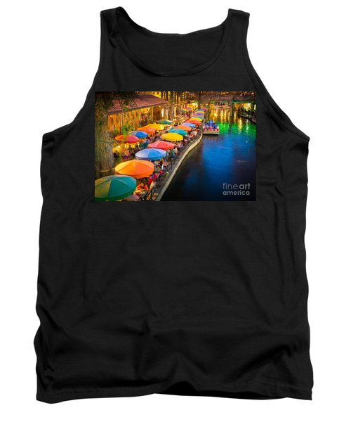 The Riverwalk Tank Top