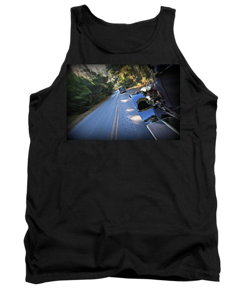 The Roaring Simplex Tank Top