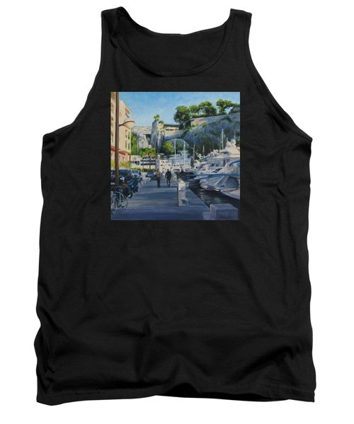 The Rock Ahead Tank Top by Connie Schaertl