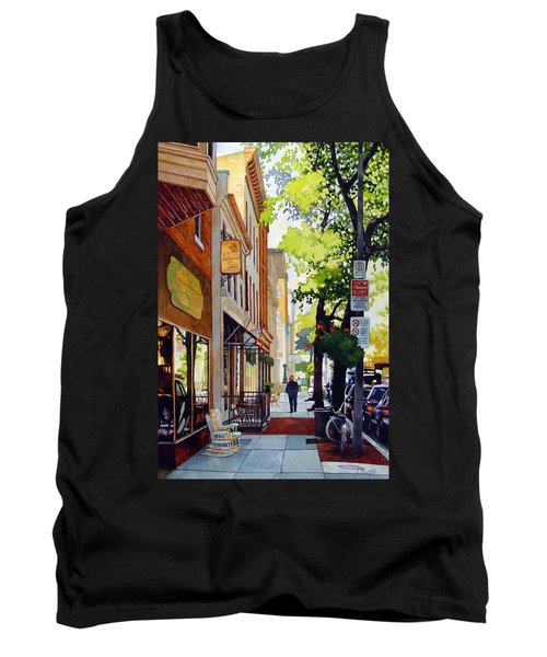 The Rocking Chairs Tank Top