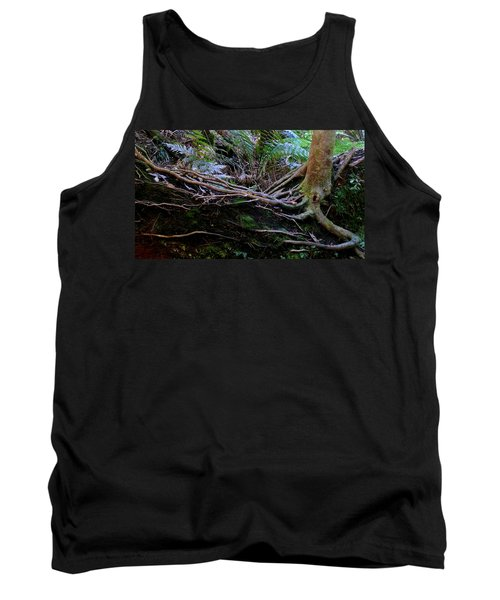 Tank Top featuring the photograph The Salamander Tree by Evelyn Tambour