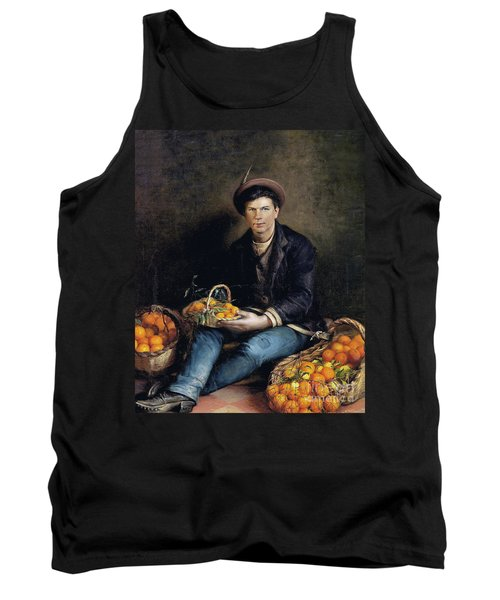 The Seller Of Oranges Tank Top