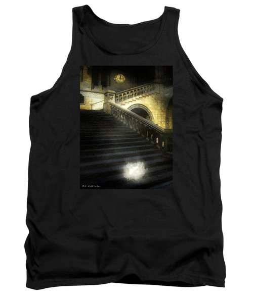 The Shoe Forgotten Tank Top by RC deWinter