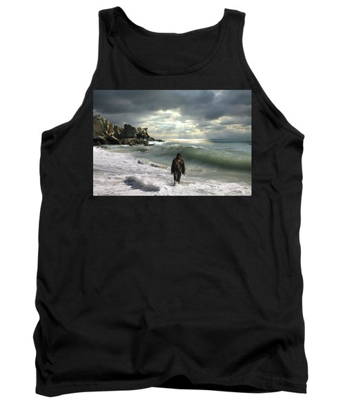 The Son Is The Radiance Of God's Glory Tank Top