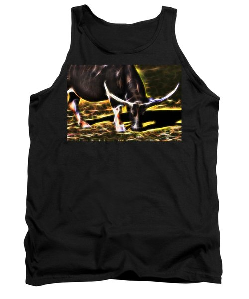 The Sparks Of Water Buffalo Tank Top