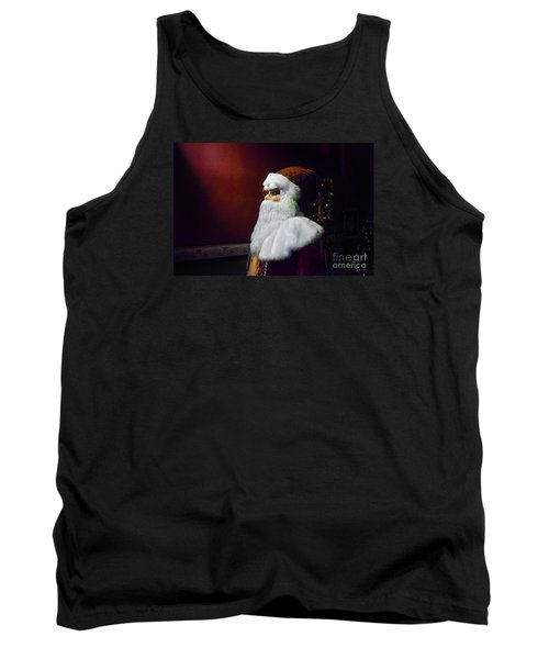 Tank Top featuring the photograph The Spirit Of Christmas by Paul Mashburn