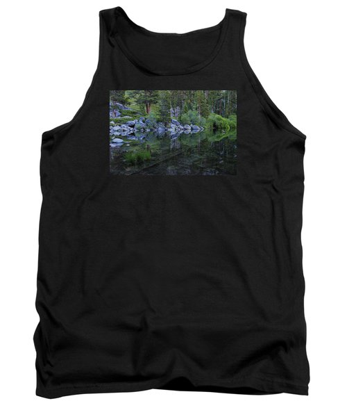 Tank Top featuring the photograph The Stillness Of Dawn  by Sean Sarsfield