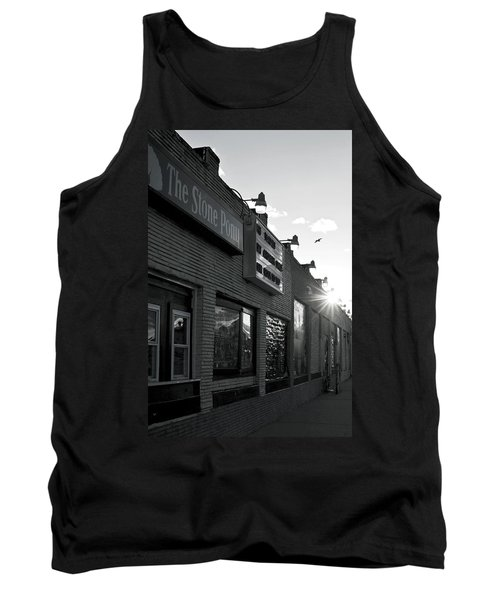 The Stone Pony Asbury Park Side View Tank Top