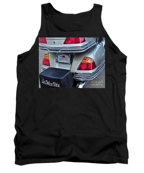 The Sweet Life Tank Top