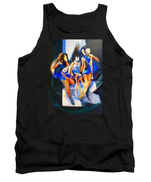 The Three Graces Tank Top