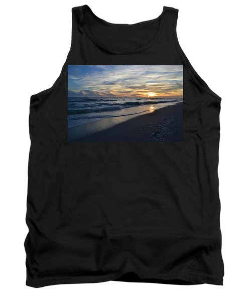 The Touch Of The Sea Tank Top
