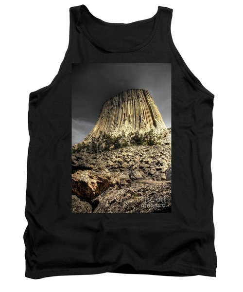 The Tower Of Boulders Tank Top