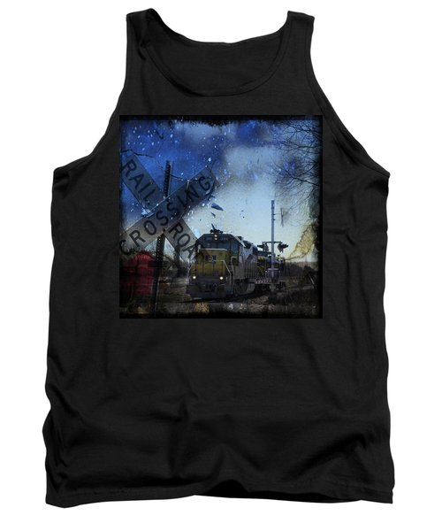 The Train Tank Top
