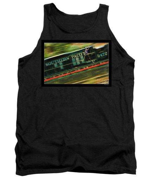 The Train Ride Tank Top