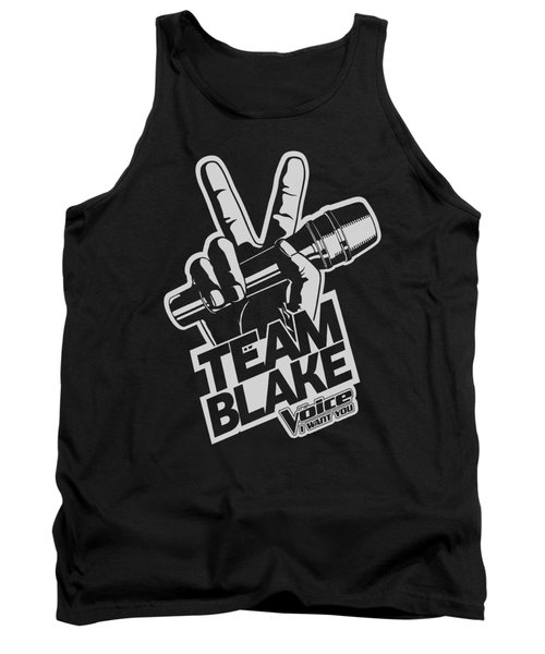 The Voice - Blake Logo Tank Top by Brand A