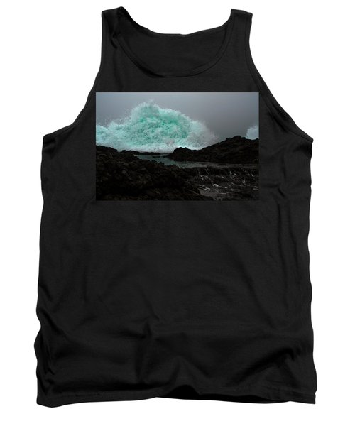 The Wall Series Frame 3 Full Res Tank Top
