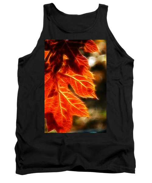 The Warmth Of Fall Tank Top