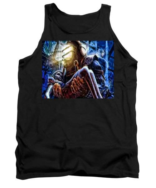 The Watchful Protector Tank Top by Joe Misrasi