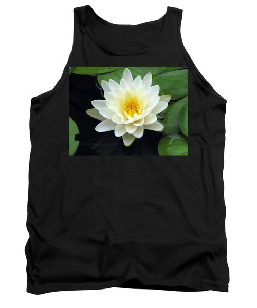 Tank Top featuring the photograph The Water Lilies Collection - 02 by Pamela Critchlow