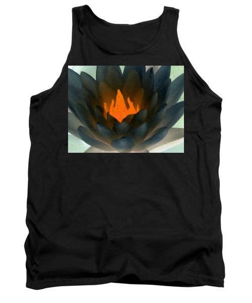 Tank Top featuring the photograph The Water Lilies Collection - Photopower 1038 by Pamela Critchlow
