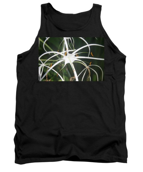 The White Spyder Tank Top