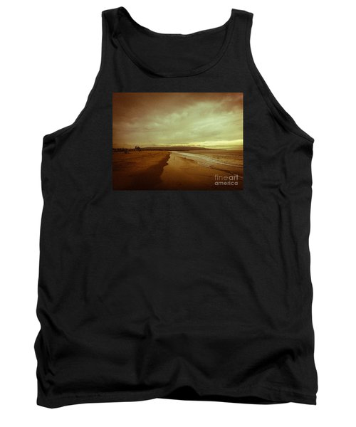The Winter Pacific Tank Top by Fei A