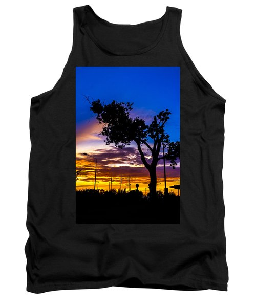 There Is Something Magical About The Sky Tank Top
