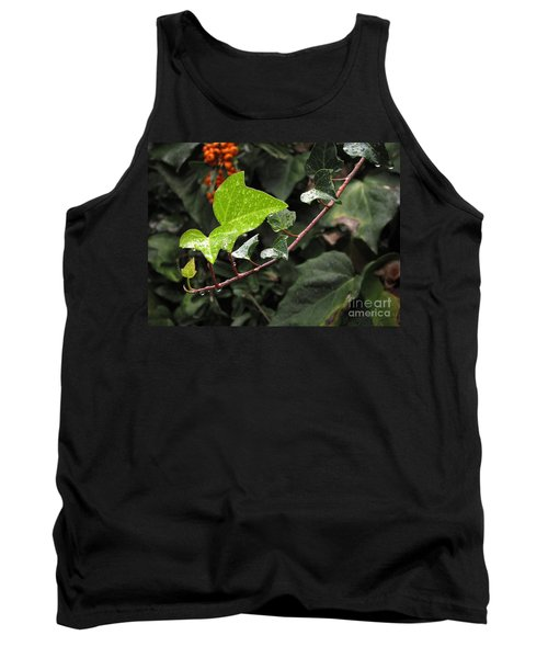 Tank Top featuring the photograph Thirsty by Ellen Cotton