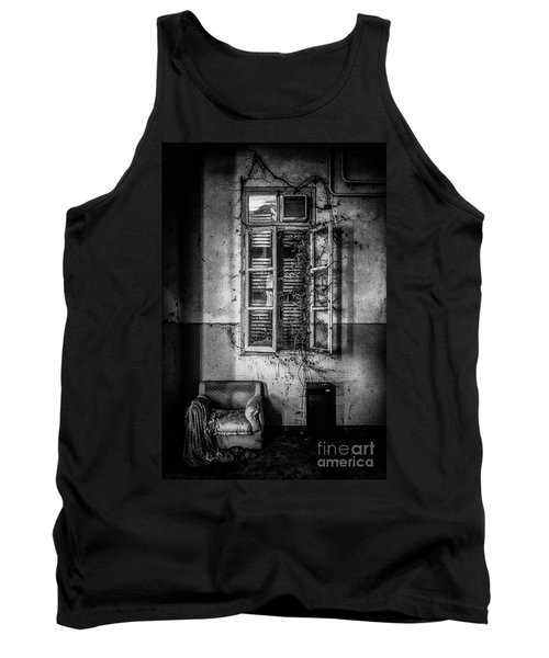 This Is The Way Step Inside II Tank Top by Traven Milovich