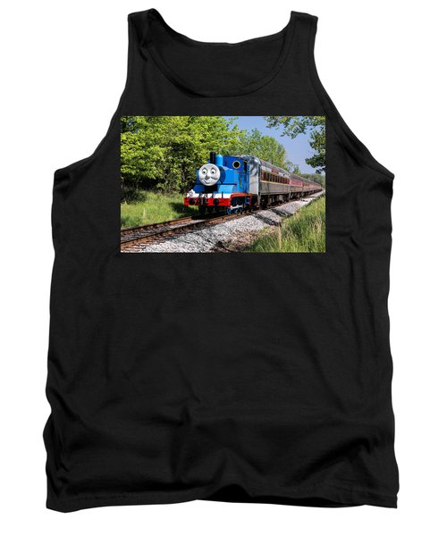 Thomas Visits The Cvnp Tank Top