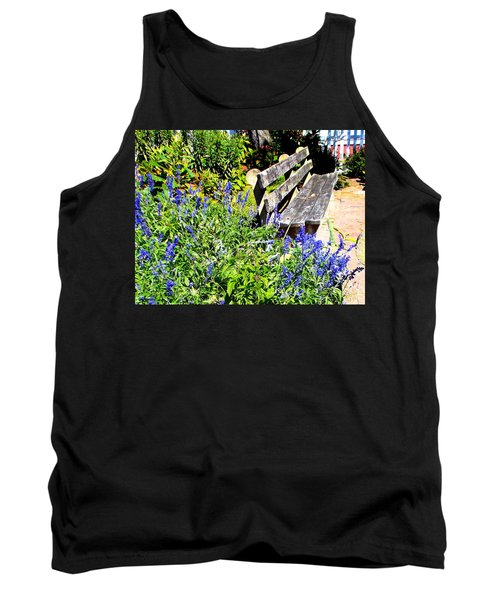 Thoughts On The Weathered Bench Tank Top