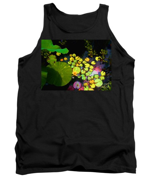 Through The Looking Glass Bristol Rhode Island Tank Top by Tom Prendergast