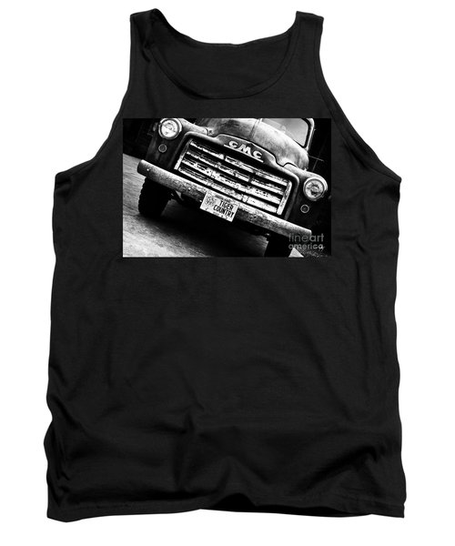 Tiger Country Tank Top