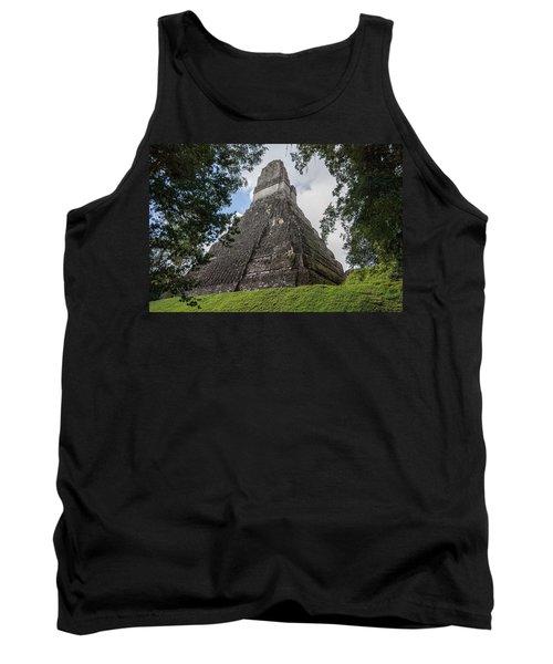 Tikal Pyramid 1b Tank Top