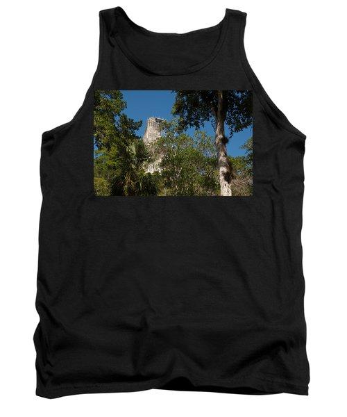 Tikal Pyramid 4a Tank Top