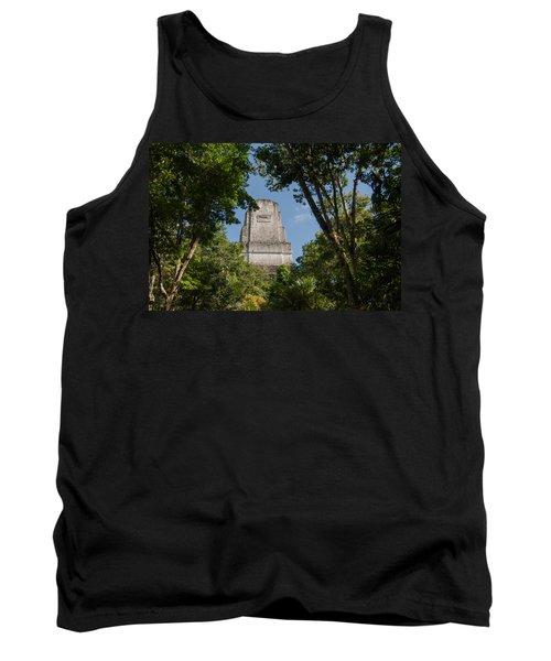 Tikal Pyramid 4b Tank Top